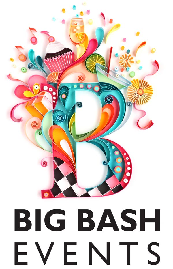 Big Bash Events Logo, Boston Event Planner, Boston Event Planning, Boston Event Stylist, Boston Event Styling